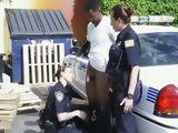 Offender Guy Was Shocked With Two Women Police Officers Order