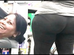 Wide Ass and Hipped Mexican Gilf (Short)