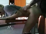 Real Secretary Caught Giving Office Blowjob