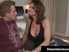 Southern Mother Deauxma Blows & Bangs Young Friends Dick!
