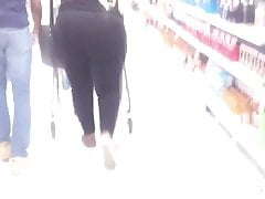 Ghetto Thick Hoodrat cant resist the cam part 2