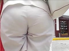 Ass eating long shorts vpl
