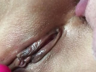 Japanese wife pussy close-up