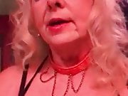 Hot Youtuber Brenda Lee - Sexy sheer lingerie(Deleted video)