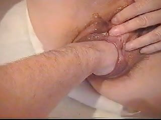Long Hairy Pussy Fisting
