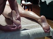 Foot Massage.