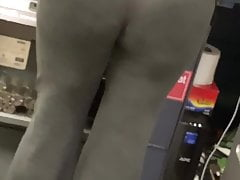 My Manager In Tights Candid