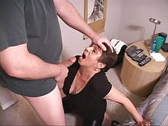 Poor Granny Needs Help But Gets Anal Used & Abused Instead