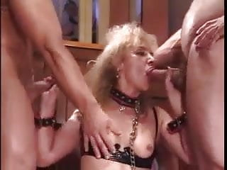 Pissing orgy