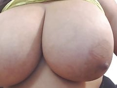 Huge fucking tits on this milf