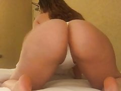 Bouncy Columbian Ass