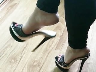 Mules Hermosas Sexys- Dangling Sexy Mules
