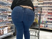 Big Booty Latina Milf In Jeans