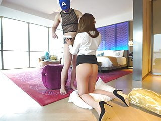 Chinese Couple Roleplay