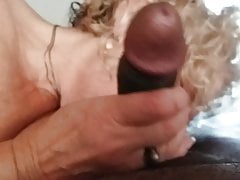 Granny loves a black cock