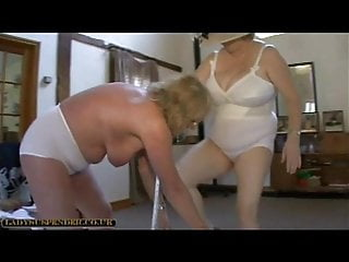 dykes in panty girdles 12