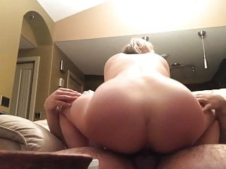 Compilation of Dirty Talking PAWG Girlfriend Riding Dick!