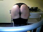 Wife hidden camera good hard caning