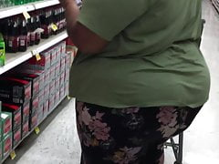 Big Black Phatty Cougar walking